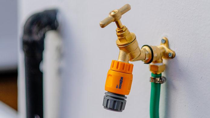 Armatura wodociągowa